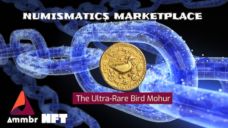 Ultra rare bird mohur